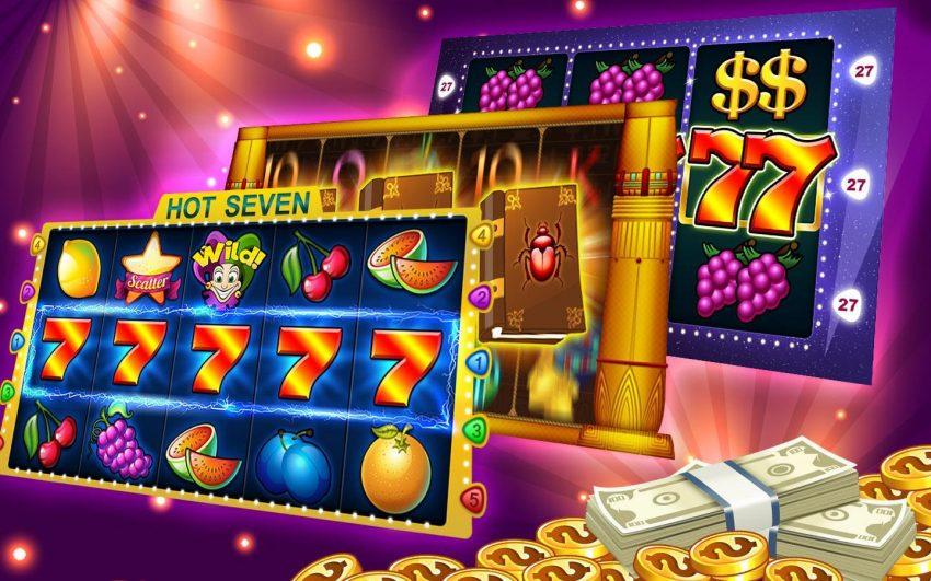 online casino slot game is so popular