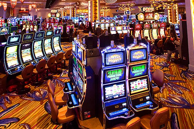Choose the Online Slot Game You Want